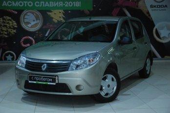 Renault Sandero 1.4 л (75 л. с.)