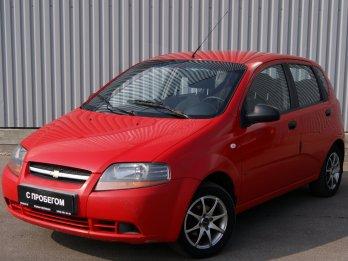 Chevrolet Aveo Хэтчбек 1.2 л (75 л. с.)