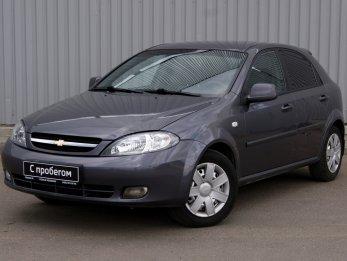 Chevrolet Lacetti Хэтчбек 1.6 л (109 л. с.)