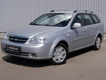 Chevrolet Lacetti Универсал 1.6 л (109 л. с.)