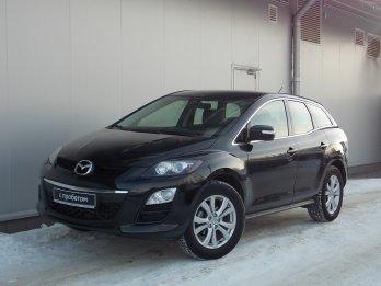 Mazda CX-7 2.3 л (238 л. с.)