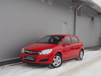 Opel Astra Хэтчбек 1.6 л (116 л. с.)