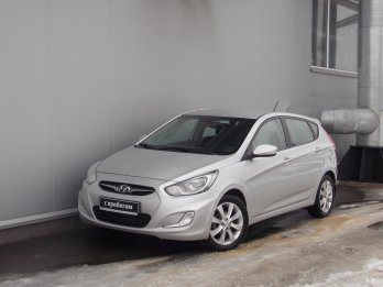 Hyundai Solaris Sedan 1.6 л (123 л. с.)