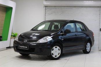 Nissan Tiida 1.6 л (109 л. с.)