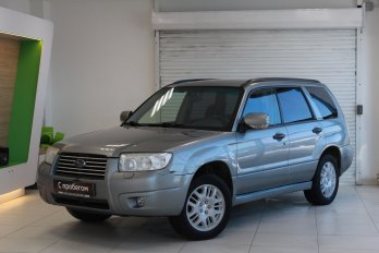 Subaru Forester 2.0 л (158 л. с.)