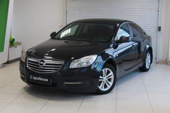Opel Insignia Лифтбек 1.6 л (115 л. с.)