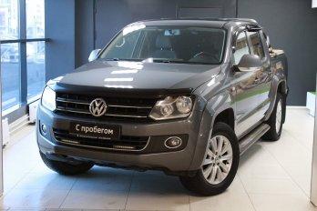 Volkswagen Amarok Double Cab 2.0 л (180 л. с.)