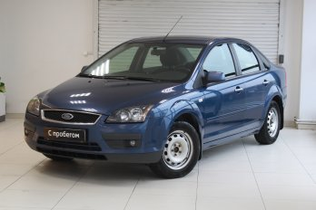 Ford Focus Sedan 2.0 л (145 л. с.)