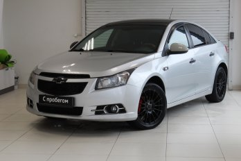 Chevrolet Cruze Седан 1.6 л (109 л. с.)