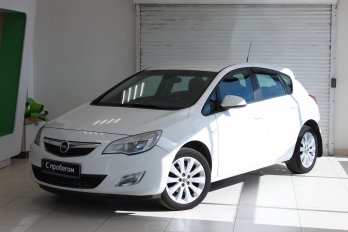 Opel Astra Хэтчбек 1.6 л (115 л. с.)