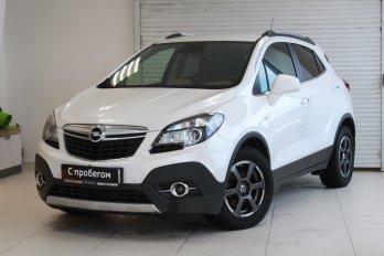 Opel Mokka 1.4 л (140 л. с.)