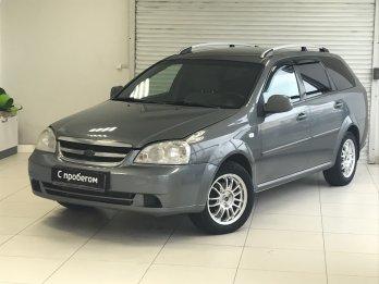 Chevrolet Lacetti Универсал 1.5 л (109 л. с.)