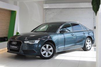 Audi A6 2.0 л (180 л. с.)