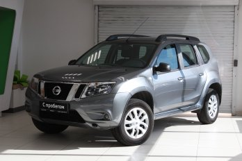 Nissan Terrano 1.6 л (114 л. с.)