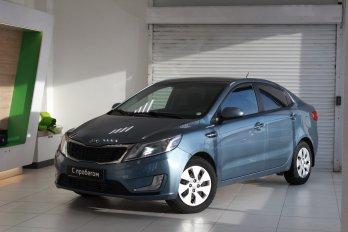 KIA Rio Sedan 1.4 л (107 л. с.)