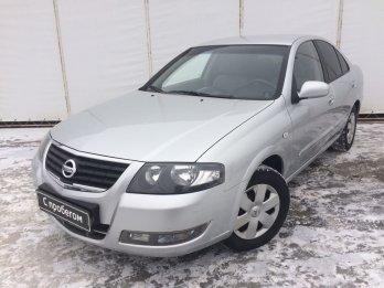 Nissan Almera 1.6 л (107 л. с.)