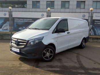 Mercedes-Benz Vito 1.6 л (114 л. с.)