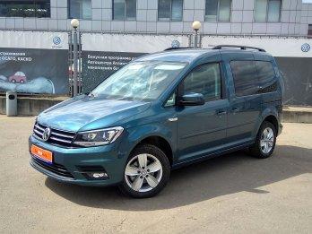 Volkswagen Caddy Kasten 1.6 л (102 л. с.)