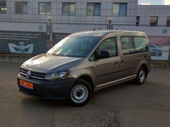 Volkswagen Caddy Kasten 1.6 л (110 л. с.)