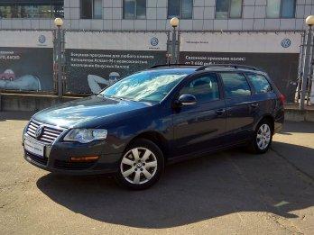 Volkswagen Passat Variant 1.9 л (105 л. с.)