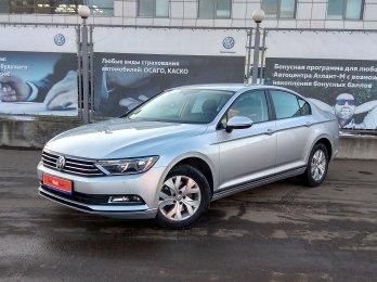 Volkswagen Passat Lim 1.4 л (150 л. с.)