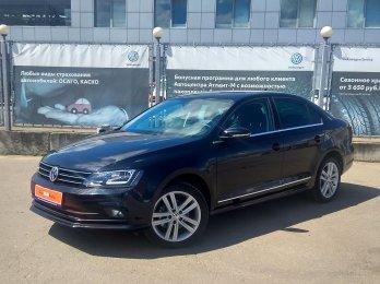 Volkswagen Jetta 1.4 л (125 л. с.)