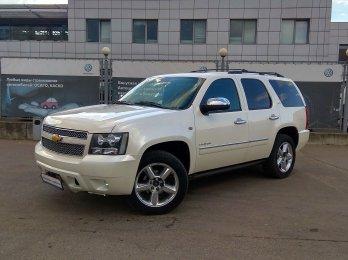 Chevrolet Tahoe 5.3 л (325 л. с.)