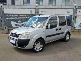 FIAT Doblo минивэн 1.4 л (78 л. с.)