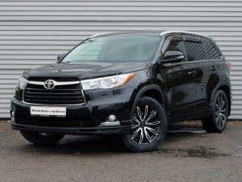 Toyota Highlander 3.5 л (249 л. с.)