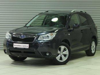 Subaru Forester 2.0 л (150 л. с.)