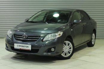 Toyota Corolla 1.6 л (124 л. с.)