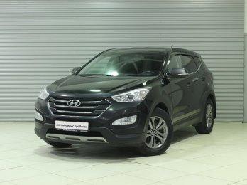 Hyundai Santa Fe 2.2 л (197 л. с.)