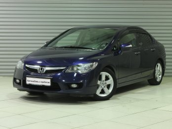 Honda Civic 1.8 л (140 л. с.)
