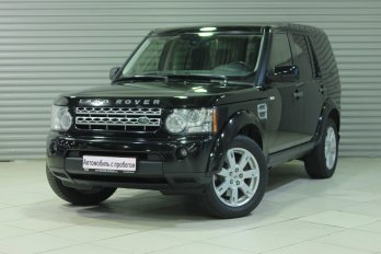 Land Rover Discovery 3.0 л (211 л. с.)