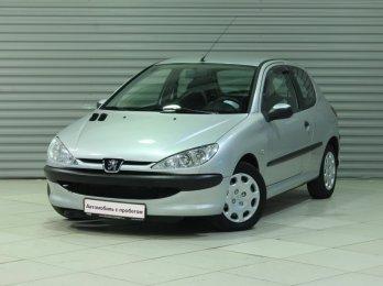 Peugeot 206 1.6 л (110 л. с.)