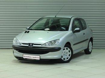 Peugeot 206 1.4 л (75 л. с.)