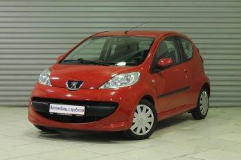 Peugeot 107 3D 1.0 л (68 л. с.)