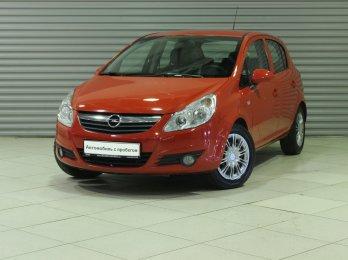 Opel Corsa 5dr 1.2 л (80 л. с.)