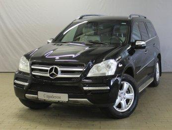 Mercedes-Benz GL  5.5 л (387 л. с.)