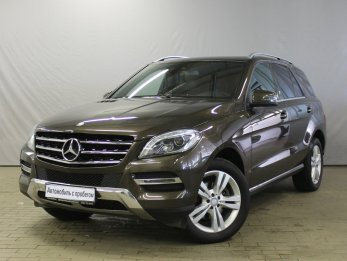 Mercedes-Benz ML 3.5 л (249 л. с.)