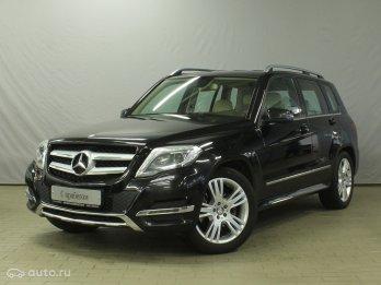 Mercedes-Benz GLK 3.5 л (249 л. с.)