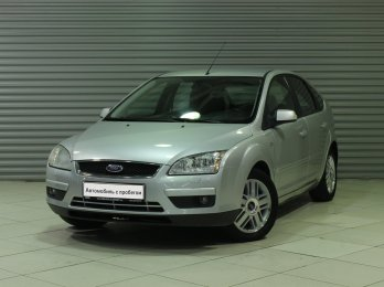 Ford Focus Hatchback 1.6 л (100 л. с.)