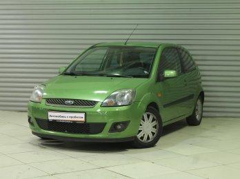 Ford Fiesta 1.6 л (100 л. с.)