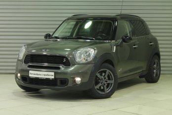 MINI Countryman Cooper 1.6 л (122 л. с.)
