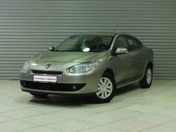 Renault Fluence 1.6 л (106 л. с.)