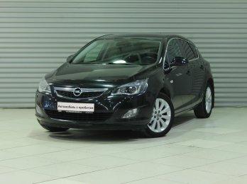 Opel Astra Sports Tourer 1.6 л (115 л. с.)