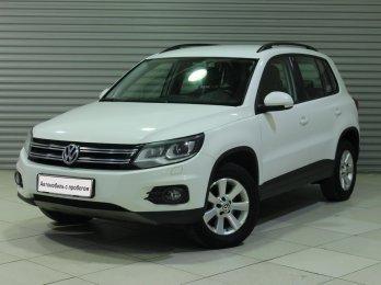 Volkswagen Tiguan 1.4 л (150 л. с.)