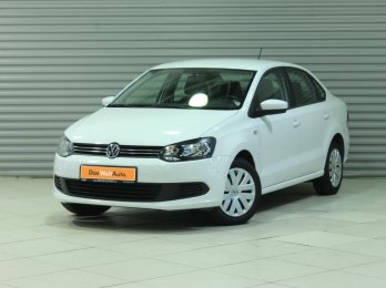 Volkswagen Polo Sedan 1.6 л (105 л. с.)
