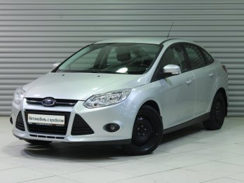 Ford Focus Hatchback 1.6 л (125 л. с.)