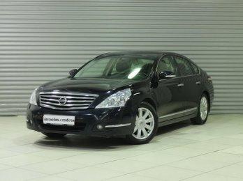 Nissan Teana 2.5 л (182 л. с.)